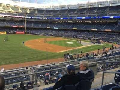 Yankee Stadium, section: 228, row: 2, seat: 5