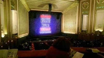 Civic Opera House section Box 10