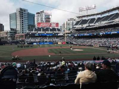 PETCO PARK section 110