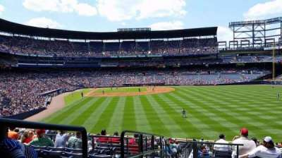 turner field, section: 237r, row: 9, seat: 1