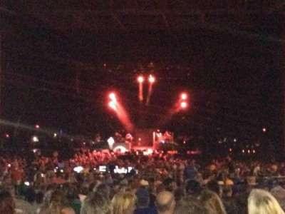 MidFlorida Credit Union Amphitheatre, section: 14, row: t, seat: 35