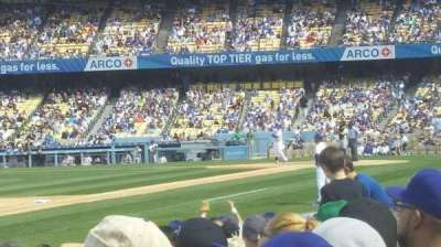 Dodger Stadium, section: 37fd, row: e, seat: 7