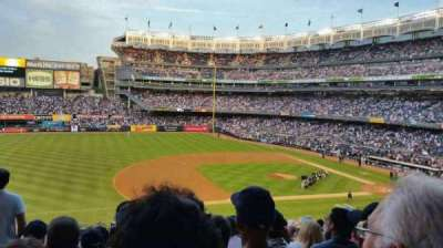 Yankee Stadium section 226