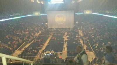 Greensboro Coliseum section 222