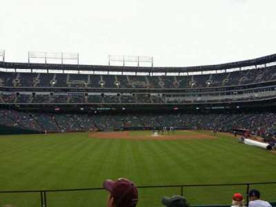 Globe Life Park in Arlington, section: 5, row: 7, seat: 15