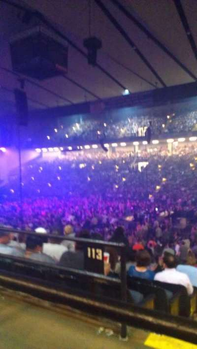 Royal Farms Arena, section: 215, row: a, seat: 4-5