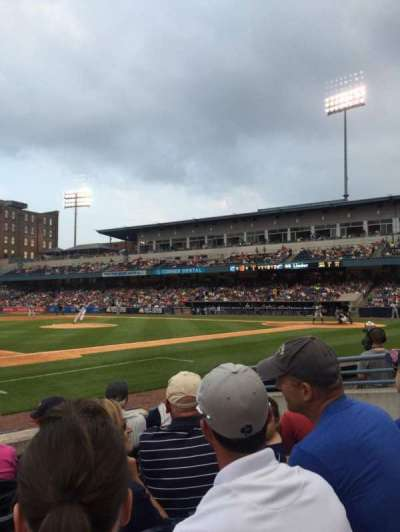 Fifth Third Field section 105