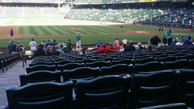 Safeco Field section 138