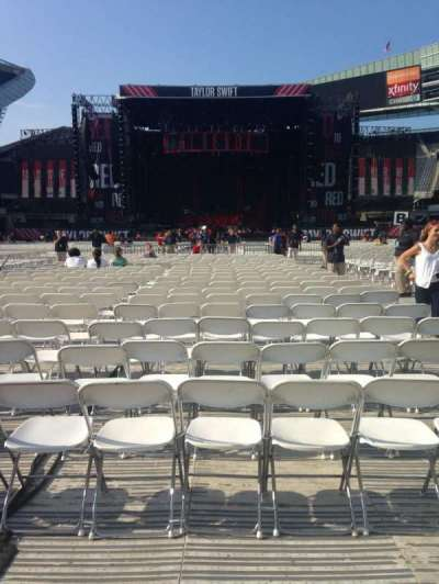 Soldier Field, section: H, row: 26, seat: 3,4