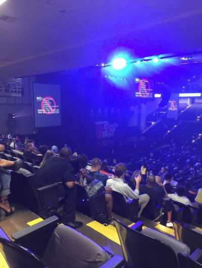 Royal Farms Arena section 211