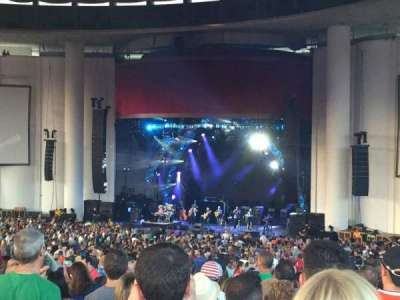 PNC Bank Arts Center, section: 301, row: R, seat: 28