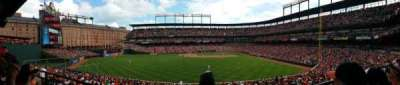 Oriole Park at Camden Yards, section: 85, row: 3, seat: 6