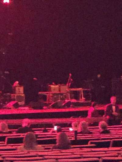 Radio City Music Hall, section: Orchestra, row: Yy, seat: 792