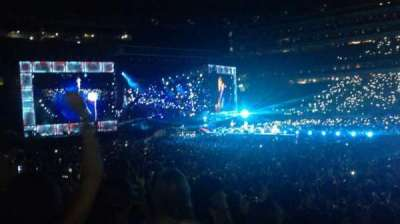 MetLife Stadium, section: 135, row: 19, seat: 30