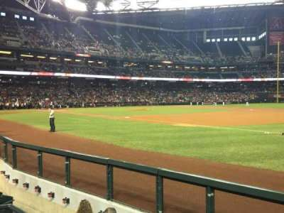 Chase Field section A