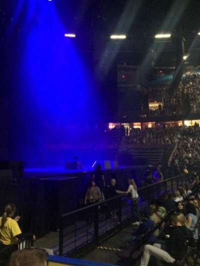 Northlands Coliseum, section: 120, row: 5, seat: 18