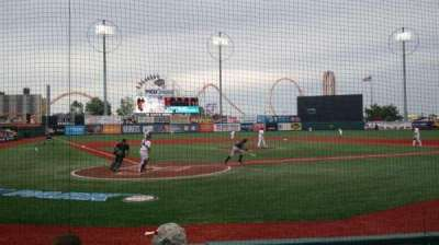 MCU Park, section: 4, row: E, seat: 7