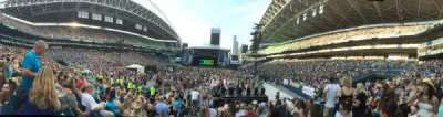 CenturyLink Field, section: 119, row: J, seat: 12