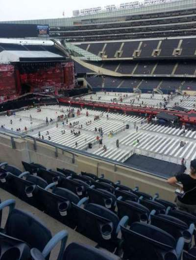 Soldier Field, section: 336, row: 6, seat: 11-12