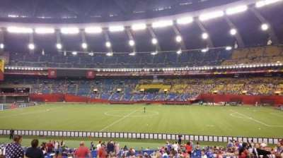 Olympic Stadium, Montreal section 128