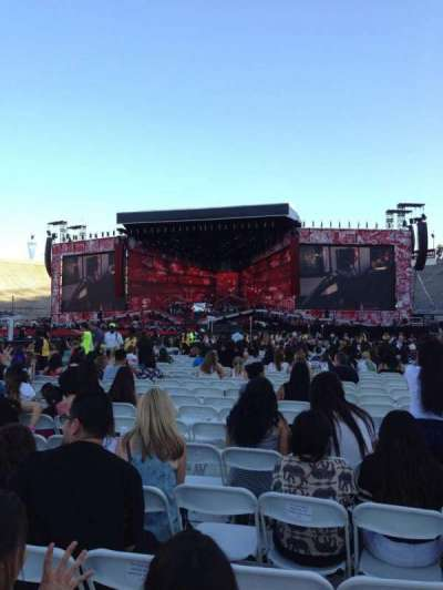 Rose Bowl section B2