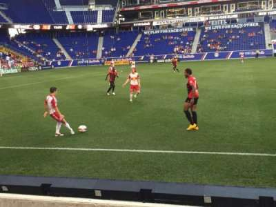 Red Bull Arena, section: 128