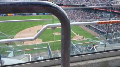Comerica Park section 334
