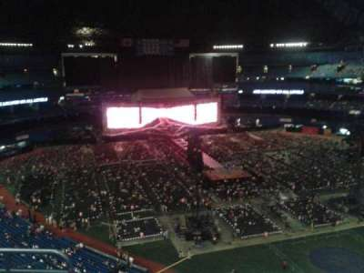 Rogers Centre, section: 527R, row: 12, seat: 3