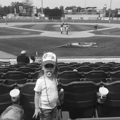 Fifth Third Ballpark, section: 117, row: 5, seat: 16