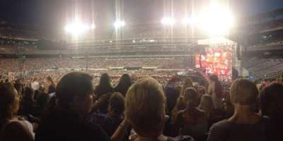 MetLife Stadium, section: 111a, row: 32
