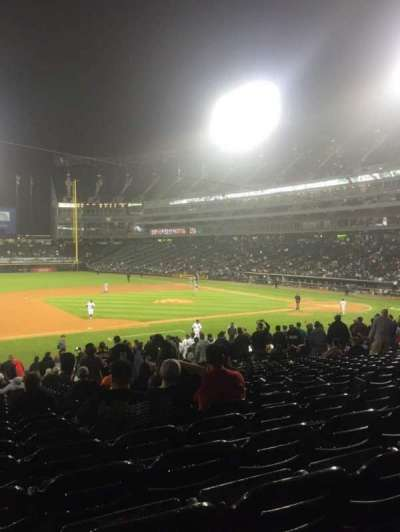 Guaranteed Rate Field, section: 142, row: 28, seat: 7
