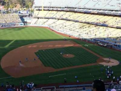 Dodger Stadium, section: 23RS, row: R, seat: 7