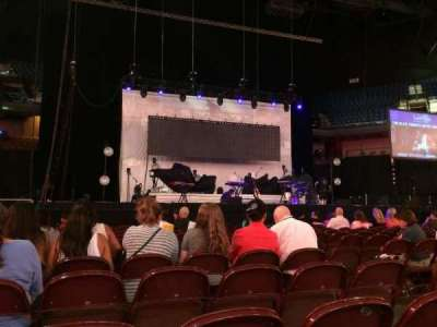 Mohegan Sun Arena, section: 3, row: N, seat: 5