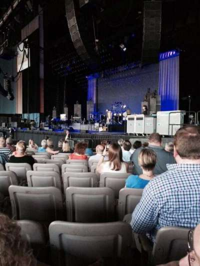 Xfinity Theatre, section: 100, row: N, seat: 121