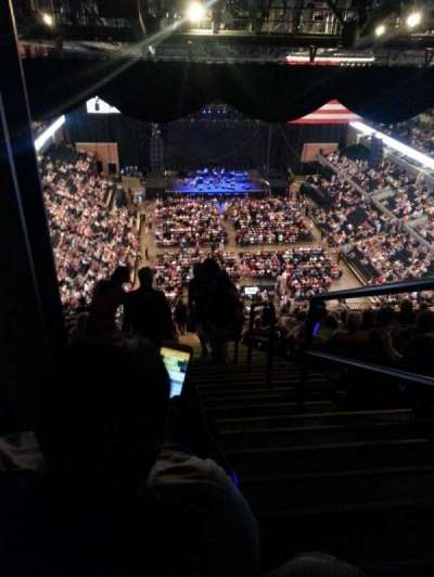 John Paul Jones Arena, section: 309, row: BB, seat: 1