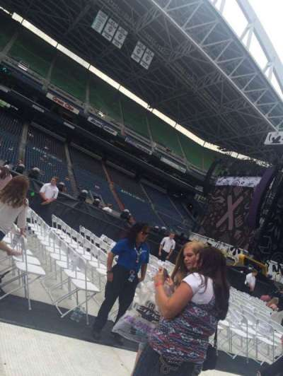 CenturyLink Field section B