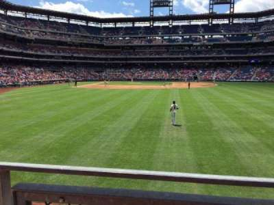 Citizens Bank Park section 104