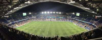 Red Bull Arena section 225
