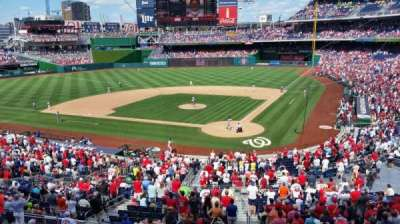Nationals Park section 211