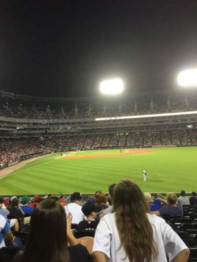 Guaranteed Rate Field section 105