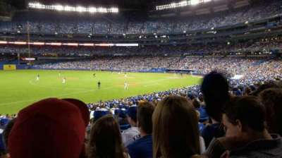 Rogers Centre, section: 130al, row: 30, seat: 109