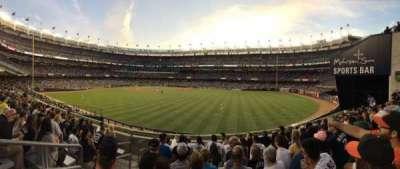 Yankee Stadium, section: 203, row: 8, seat: 28