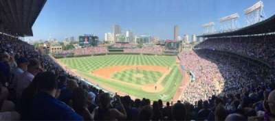 Wrigley Field section 315L