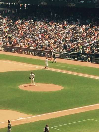 AT&T Park section 227