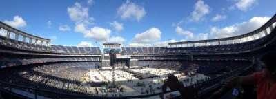 Qualcomm Stadium section LV17