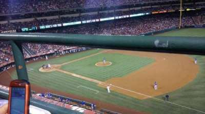 Angel Stadium, section: V427, row: A, seat: 25