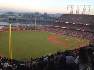 AT&T Park, section: 332, row: 15, seat: 2