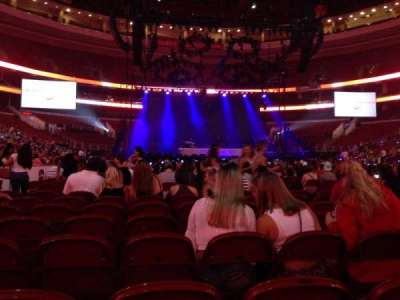 Wells Fargo Center section Floor 7