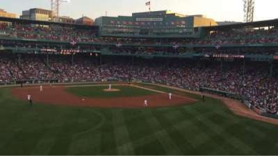 Fenway Park section M