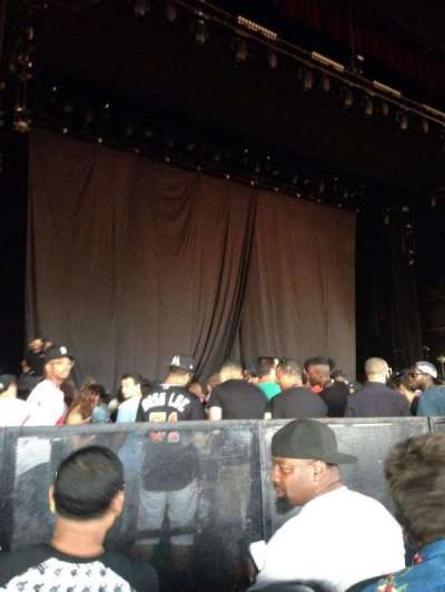 BB&T Pavilion, section: 103, row: C, seat: 9
